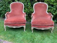Pair of French Armchairs c.1920 (2 of 8)