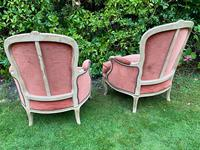 Pair of French Armchairs c.1920 (8 of 8)