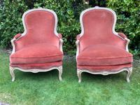 Pair of French Armchairs c.1920 (3 of 8)