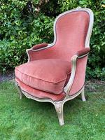 Pair of French Armchairs c.1920 (6 of 8)