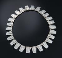 Sterling Silver Necklace by Emil Hansen, Odense, Denmark (3 of 3)