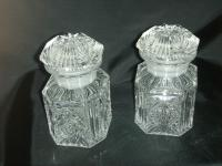 Jam or Marmalade? Nice Twin Preserve Jars in Holder with Spoon (6 of 8)