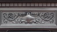 Original Victorian Fireplace 1894. Refurbished & Polished (6 of 9)