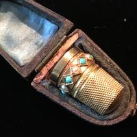 Gold Thimble - 15ct Tested c.1890 (3 of 4)