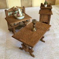 Victorian Doll's Furniture - Large Quantity (3 of 9)