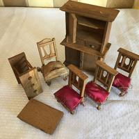 Victorian Doll's Furniture - Large Quantity (7 of 9)