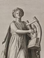 """""""Le Grand Tour"""" Classical Subject Engravings (3 of 10)"""