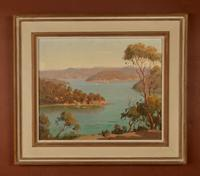 Australian Interest South Pittwater 'North of Sydney' Painting