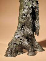 Very Decorative & Fine Bronze Model of a Hawk (18 of 19)