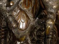 Very Decorative & Fine Bronze Model of a Hawk (9 of 19)