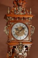 Exhibition Quality Black Forest LFS Longcase Clock c.1876 (6 of 12)
