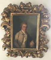 Painting attributed to Thomas Hickey