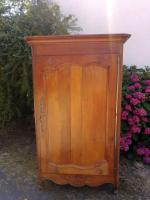 French Normandy Rustic Bonnetiere