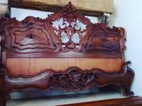 Italian Baroque King Size Bed, Venetian Style (2 of 7)
