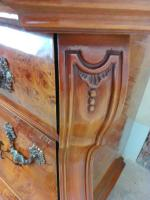 Dutch Bombe, Baroque Style Chest of Drawers (2 of 8)