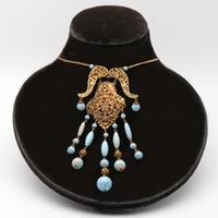 1940s Czech Necklace