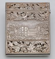Nathaniel Mills Silver Castle Top Card Case (2 of 3)