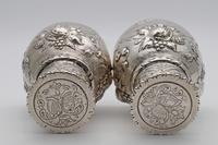 Unusual Victorian Silver Beakers (4 of 5)