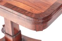 Quality William IV Rosewood Card Table (11 of 14)