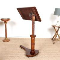 Adjustable Writing Desk 19th Century (5 of 11)