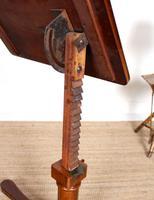 Adjustable Writing Desk 19th Century (6 of 11)