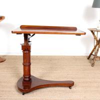 Adjustable Writing Desk 19th Century (7 of 11)