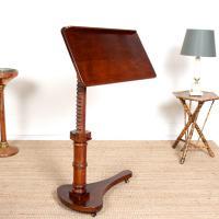 Adjustable Writing Desk 19th Century (10 of 11)
