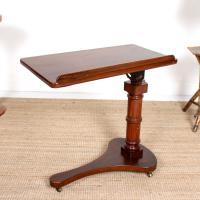 Adjustable Writing Desk 19th Century (11 of 11)