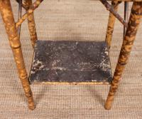 Aesthetic Lacquer Bamboo Table 19th Century (5 of 8)