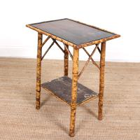 Aesthetic Lacquer Bamboo Table 19th Century (7 of 8)