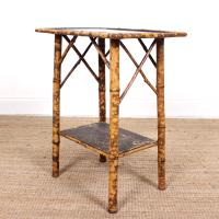 Aesthetic Lacquer Bamboo Table 19th Century (8 of 8)