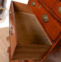 18th Century George III Oak Chest on Chest of Drawers Rosewood (8 of 12)