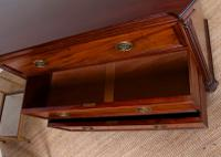 Cuban Mahogany Chest of Drawers Hindley Wilkinson 19th Century (9 of 11)