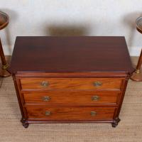 Cuban Mahogany Chest of Drawers Hindley Wilkinson 19th Century (2 of 11)
