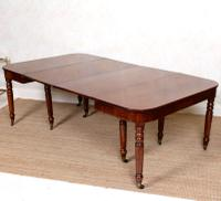 George III Mahogany Dining Table Extending c.1790 Georgian (3 of 14)