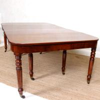 George III Mahogany Dining Table Extending c.1790 Georgian (8 of 14)