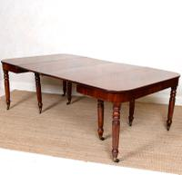 George III Mahogany Dining Table Extending c.1790 Georgian (4 of 14)