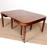 George III Mahogany Dining Table Extending c.1790 Georgian (9 of 14)
