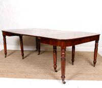 George III Mahogany Dining Table Extending c.1790 Georgian (7 of 14)
