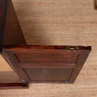 Oak Bedside Table Side Cabinet 19th Century (3 of 7)