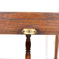 Carved Oak Umbrella Stick Stand (10 of 11)