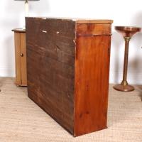 Astragal Glazed Bookcase Top c.1920 (6 of 6)