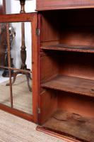 Astragal Glazed Bookcase Top c.1920 (4 of 6)