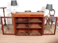 Astragal Glazed Bookcase Top c.1920 (3 of 6)
