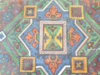 6 Late 19th Century / Early 20th Century Gouache Wallpaper Designs - Provenance with Abbott & Holder (11 of 12)