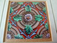 6 Late 19th Century / Early 20th Century Gouache Wallpaper Designs - Provenance with Abbott & Holder (2 of 12)