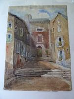 19th / 20th Century Watercolour - Signed D.Cox (2 of 5)