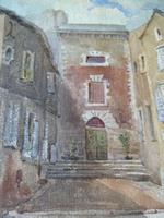 19th / 20th Century Watercolour - Signed D.Cox (4 of 5)