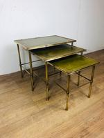 Brass Nest of Tables (2 of 3)