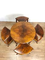 Walnut Nest of Tables (3 of 3)